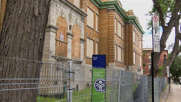 École Baril, à Montréal