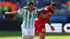 La présence deMessi confirmée contre l'Uruguay