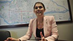 Sandra Desmeules, conseillère municipale de Concorde - Bois-de-Boulogne et membre du comité exécutif