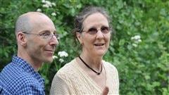 Daniel Desroches et Denise Leahy, résidents du quartier Laval-des-Rapides