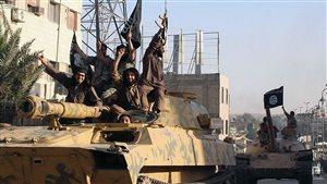 Chronologie de la luttecontre l'État islamique