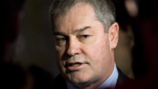 Le ministre Yves Bolduc (archives)