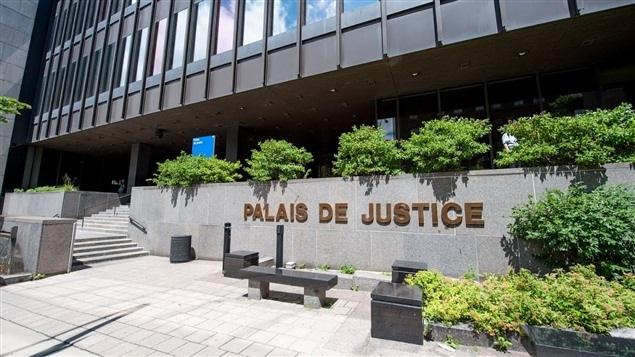 Palais de justice, Montréal