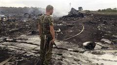 Vol MH17 de Malaysia Airlines: le missile venait d'un village prorusse