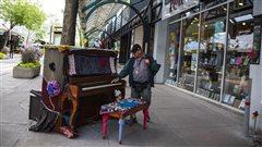 Des pianos de rue à Rimouski cet été