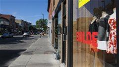 Montréal veut alléger le fardeau fiscal des commerçants