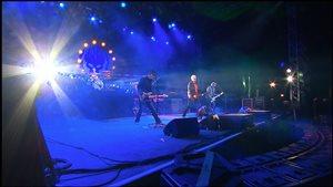 L'an dernier, une foule record de 21 000 personnes avait assité au spectacle du groupe The Offspring.