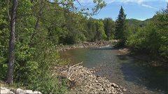 La rivière Ristigouche
