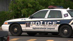 Autopatrouille de la police de Longueuil