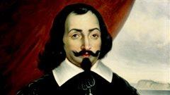 Samuel de Champlain, portrait réalisé par Théophile Hamel