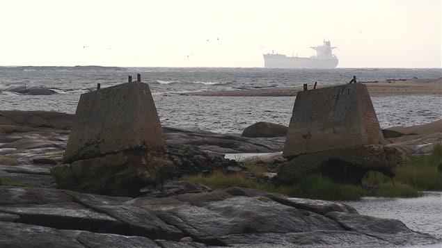 Le pêcheur serait tombé à environ 15 kilomètres au large de Port-Cartier.