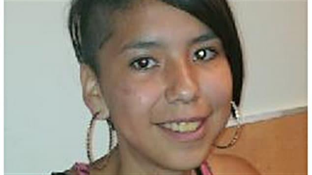 Le corps de Tina Fontaine, 15 ans, a été retiré de la rivière Rouge le 17 août. La police précise que le corps était dans un sac. Il s'agit d'un homicide.