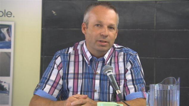 Le président de Mapgears, Daniel Morissette
