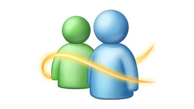 Le logo de MSN Messenger