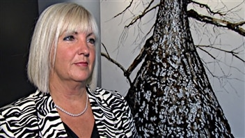 Maryse Gaudreault, députée de Hull (sept 2014).