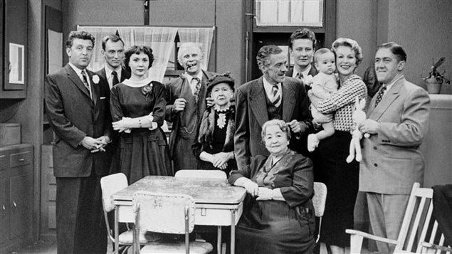 La famille Plouffe