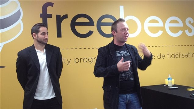 Freebees : une nouvelle application mobile en marketing ...