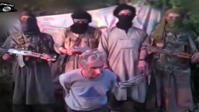 L 39 otage fran ais herv gourdel ex cut ici radio - Execution en direct chaise electrique ...