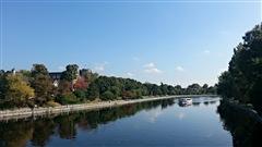 Le fédéral injecte 10,5 M$ dans le projet de passerelle au-dessus du canal Rideau