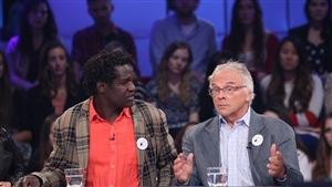 Tout le monde en parle - Boucar Diouf et Pierre Béland - Émission du 28 septembre 2014