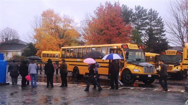Autobus scolaires