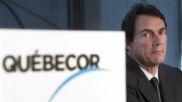 Le député péquiste de St-Jérôme, Pierre-Karl Péladeau, a quitté la direction de Québecor en mars 2013.
