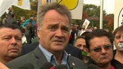 Les employés de la Ville se sentent trahis, ditle président du syndicat des pompiers