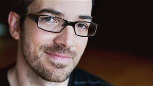 L'auteur Matthieu Simard