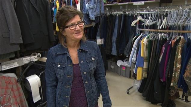Sylvie Beaudoin, chef costumière à Radio-Canada