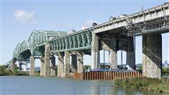Travaux majeurs sur le pont Champlain en fin de semaine