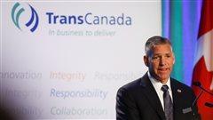 Le déversement en Saskatchewan ébranle la confiance, selon le PDG de TransCanada