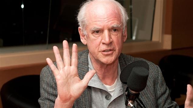 Le philosophe Charles Taylor en 2010