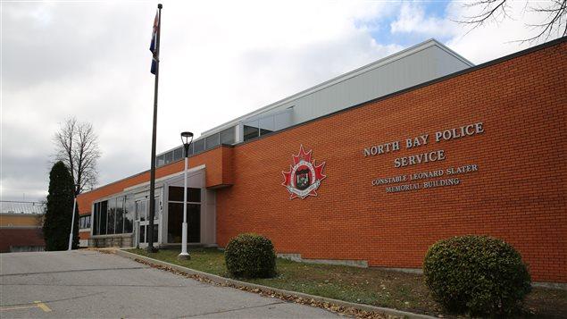 Poste de police de North Bay