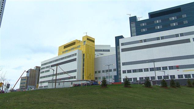 Le nouveau Centre universitaire de santé McGill