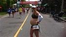 Un marathon pendant une grossesse, une bonne idée? (2014-11-08)