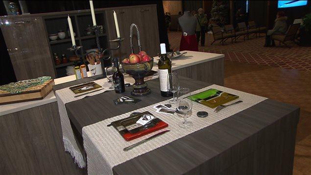 15e salon des m tiers d 39 art place aux artisans ici for Salon metier d art montreal