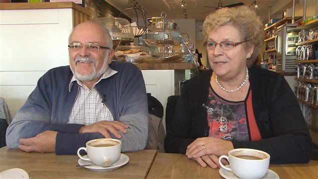 Émilienne Michiels et Alain Delwiche ont tous deux 68 ans. Ils ont pris leurs retraites récemment.