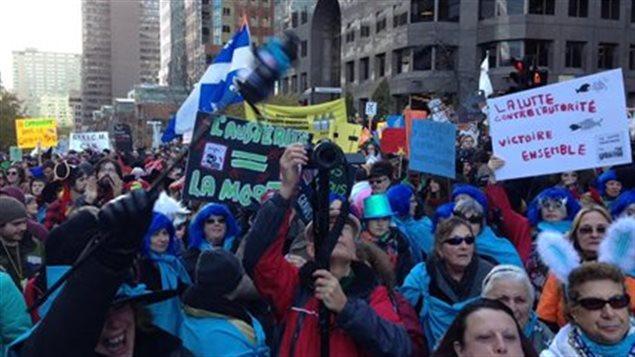 Des milliers de personnes sont attendues, selon les organisateurs.