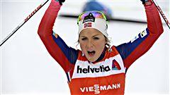 La Norvégienne Therese Johaug suspendue deux mois