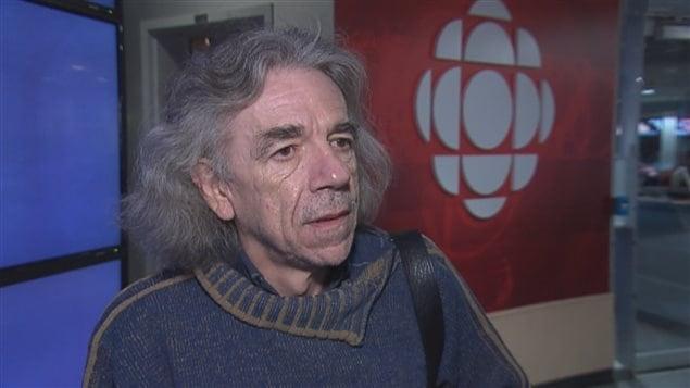 Marc Gourdeau, président du Conseil de la Culture pour Québec et Chaudière-Appalaches