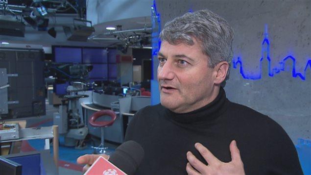Gérard Deltell, député de la CAQ