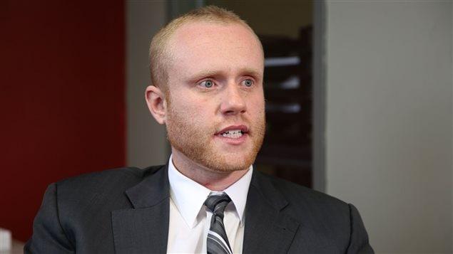 L'avocat Trent Falldien représente la famille Currie.