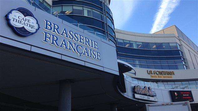 Brasserie française, nouveau restaurant au quartier Dix30