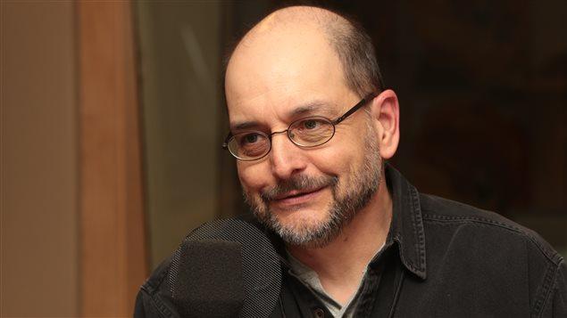 Benoit Melançon, professeur à l'Université de Montréal