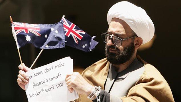 L'islamiste radical Man Haron Monis.