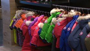 Attention si vous magasinez en ligne des manteaux Canada Goose