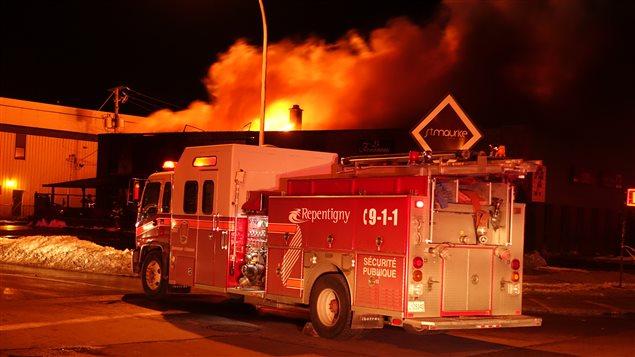 Enqute au service d'incendie de Windsor ICIRadio-Canadaca