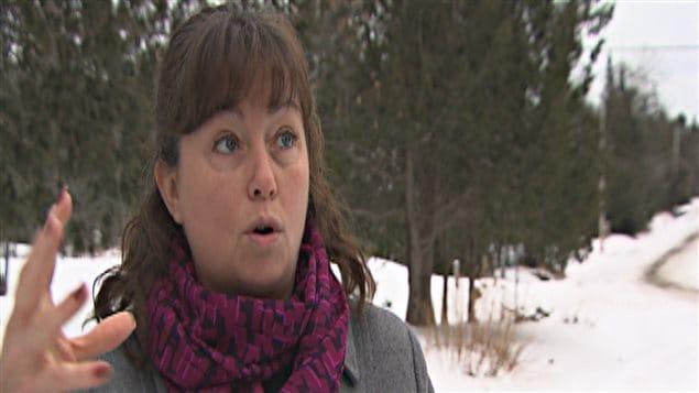Vicky May Hamm, mairesse de Magog.