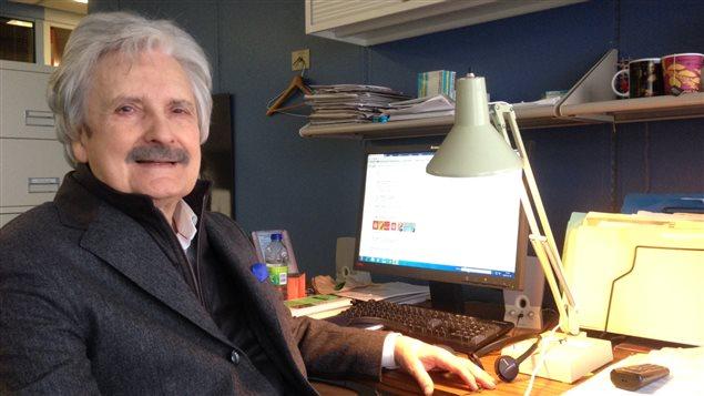 Marc Laurendeau, journaliste