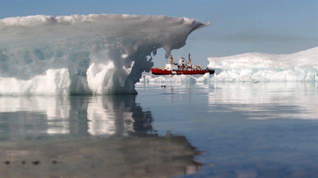 Des équipes de contre-espionnage sont déployées en Arctique depuis 2008